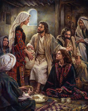 16th Sunday in Ordinary Time July 21, 2013 Year C